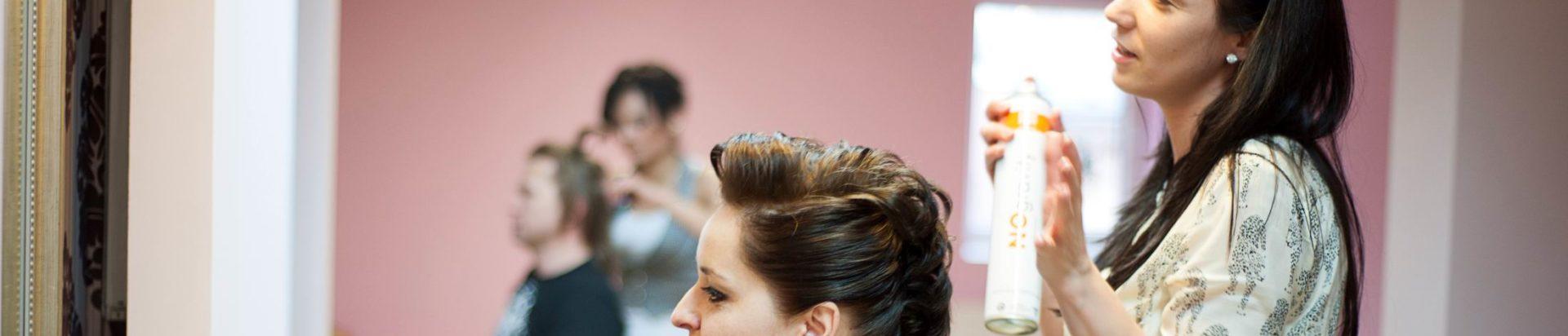 Usługi fryzjerskie Legnica
